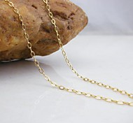 cheap -Women's Chain Necklace - Copper Necklace For Wedding Party Daily Casual Sports
