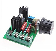 cheap -2000W SCR Voltage Regulator Module / Dimming / Motor Speed Controller / Thermostat