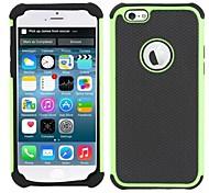 для Iphone 7 Новый футбол линия кремния шт красочный крышка случая задней части 3 в 1 дизайн для для Iphone 6 / 6с