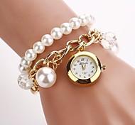 Women's Round Dial   Bracelet Crystal Quartz  Watches C&D-133 Cool Watches Unique Watches
