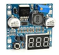 "Недорогие -LM2596 постоянного тока в модуле понижающего DC Вт / 3-значный 0,45 ""цифрового дисплея трубки"