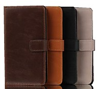5 Inch Luxury Pattern Wallet Leather Case for LG  G3 mini(LG G3 Beat) (Assorted Colors)