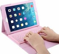 Tablet PC Protective Case Bluetooth Keyboard for iPad 2/3/4 (Assorted Color)