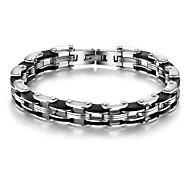 браслет из нержавеющей стали& браслет 210 Мужские украшения прядь цепи веревки шарм браслета мужской браслет