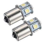 cheap -SO.K 1156 Car Light Bulbs SMD 5050 45lm Interior Lights For universal