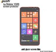 Недорогие -высокая прозрачность матовый ЖК-экран протектор для nokia 1320 экран защиты для Nokia