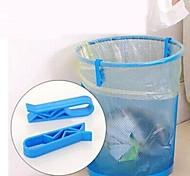 2 шт многофункциональные мешки для мусора стойки (случайный цвет)