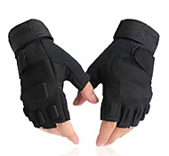 cheap -Sports Gloves Bike Gloves / Cycling Gloves Ultraviolet Resistant Breathable Wearproof Protective Anti-skidding Tactical Fingerless Gloves