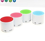 KUBEI® S10 MP3 Function Mini V4.0 Bluetooth Speaker with TF Port for Phone/Laptop/Tablet PC(Assorted Color)