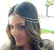 cheap -Women's Party Jewelry Vintage Alloy Headband