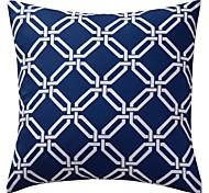 современной геометрической полиэстер декоративная подушка крышка