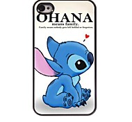 OHANA MEAN Design Aluminum Hard Case for iPhone 4/4S iPhone Cases