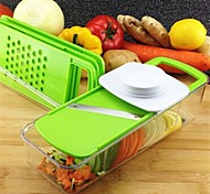 1 Piece Cutting Board For Fruit / Vegetable Plastic Multifunction / Creative Kitchen Gadget