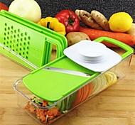1 pezzi Tagliere For per frutta / per la verdura Plastica Multiuso / Cucina creativa Gadget