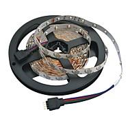 cheap -Flexible LED Light Strips 300 LEDs RGB DC 12V