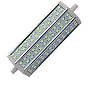 R7S LED Corn Lights T 72 SMD 5730 1450-1500lm Warm White Cold White 3000-3200K/6000-6500K Dimmable AC 85-265V