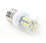 abordables -3W 300-350 lm E26/E27 Ampoules Maïs LED T 27 diodes électroluminescentes SMD 5050 Blanc Froid AC 85-265V