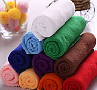 Fresh Style Wash Cloth,Solid Superior Quality 100% Micro Fiber Towel