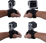 Straps Hand  Straps Mount / Holder 360° Rotation For Action Camera All Gopro Gopro 5 Gopro 4 Gopro 3 Gopro 2 Gopro 3+ ABS Nylon