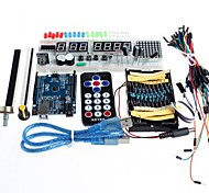 Electronic Parts Starter Kit Starter Kit Learning Kit for Arduino