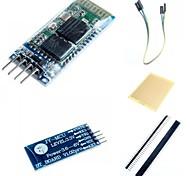 Недорогие -HC-06 Беспроводная связь Bluetooth трансивер РФ Основные аксессуары Модуль для Arduino