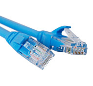 cheap -High Quality RJ45 Cat5e Ethernet Network Cable 5M 16FT