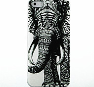 Elephant Design PC Back Cover Case for iPhone 7 7 Plus 6s 6 Plus SE 5s 5 4s 4