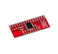 Недорогие -geeetech cd74hc4067 аналогово-цифрового мультиплексора Breakout Плата 16-канального