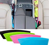 cheap -Multifunctional Storage Box Car Seat Gap(Random Color)