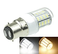 cheap -B22 LED Corn Lights T 40 SMD 5630 1200-1600lm Warm White Cold White 3000-3500K 6000-6500K Decorative AC 220-240V