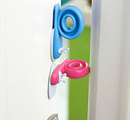 cheap -Gates & Doorway Silicone Plastic For Safety All Ages Baby