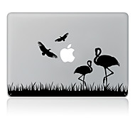 The Swan Design Decorative Skin Sticker  for MacBook Air/Pro/ Pro with Retina Display