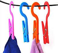 Недорогие -2шт клип-вешалки удобная домашняя одежда одежда носки крючки полотенца клипы