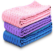 cheap -WINMAX® Non Slip/Eco Friendly/Waterproof/Pink/Blue/Purple 3 mm Thick polyester Yoga Towels with Black Bag Packing