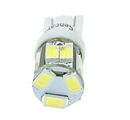 cheap -SO.K T10 Car Light Bulbs High Performance LED / SMD 5630 400-550lm Interior Lights For universal