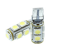 cheap -T10  149  W5W LED 2.5W  Blue/Red/Warm White/Green/Yellow/White 9X5050SMD 120LM   for Car Light Bulb  (DC12-16V)