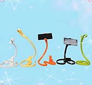 cheap -Bed Universal Mobile Phone Mount Stand Holder Adjustable Stand Universal Mobile Phone Stand with Adapter Plastic Holder