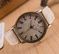 cheap -Unisex Circular Quartz Fashion Wrist Watch Women's Watch Student Watch Men Watch(Assorted Colors) Cool Watches Unique Watches