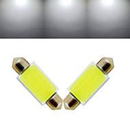 Недорогие -1000 lm Декоративное освещение 12 светодиоды COB Холодный белый DC 12V