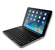 cheap -DGZ Ultrathin Magnetic Aluminum Bluetooth Wireless Keyboard Case Cover For Apple iPad air