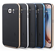 cheap -High Quality 2 in 1 Hybrid TPU+PC Hard Case for Samsung Galaxy S4/S5/S6/S6E/S6E PLUS/S7/S7E/S7E PLUS