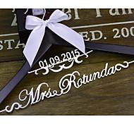 Невеста Свидетельница Девочка Пара Дерево Aluminum Alloy Оригинальный подарок Свадьба