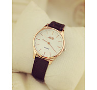cheap -Watch Women Vintage Fashion Korean Style Simple Wrist Watch Students Watch Cool Watches Unique Watches Strap Watch