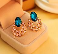 cheap -Women's Crystal Luxury Vintage Cute Party Work Cubic Zirconia Imitation Diamond Alloy Jewelry Daily Costume Jewelry