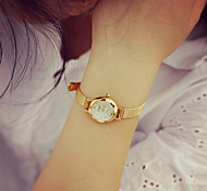 Women Watch Gold Watch Strip Fashion Bracelets Wrist Watch Cool Watches Unique Watches