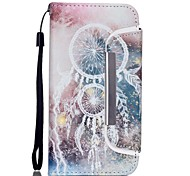 Campanula Pattern Two-in-One PU Leather for iPhone 6 iPhone Cases