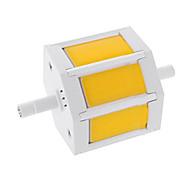 Недорогие -6W R7S LED лампы типа Корн T 3 COB 450-500 lm Тёплый белый Холодный белый 2800-3500/6000-6500 К AC 85-265 V