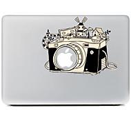 Камера декоративные наклейки кожи для MacBook Air / Pro / Pro с сетчатки дисплей