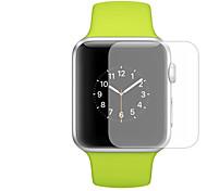 economico -0,3 millimetri 9h danni di protezione temperato vetro dello schermo protettore per la vigilanza mela 42 millimetri