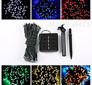 12M 100LED Solar String Lights Decoration Lights Waterproof Lights